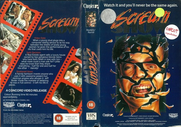 Scream Show - Tales from the Crypt  [TV-Serie] (Cineplex Video UK Import)